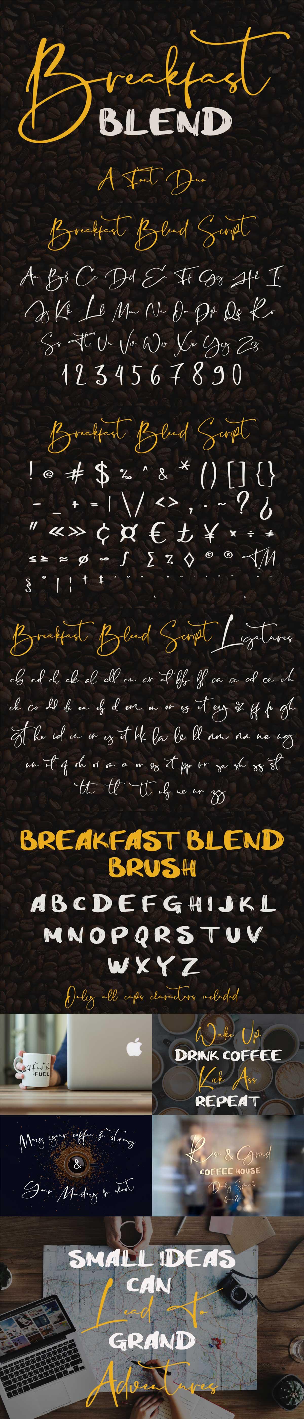 Breakfast Blend - Pixel Surplus