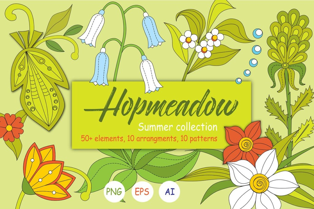 Hopmeadow. Summer collection.