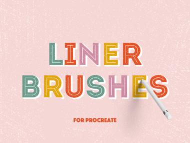 Liner Procreate Brushes