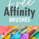 Download free brushes for Affinity Designer & Photo